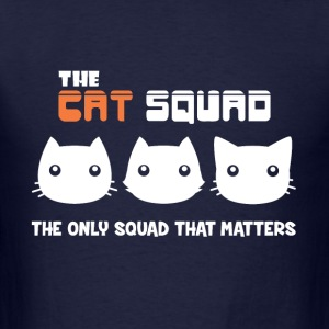The Cat Squad - Men's T-Shirt