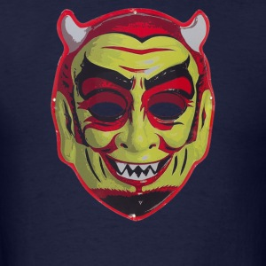 Devil Mask - Men's T-Shirt