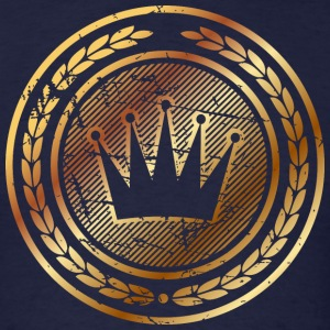 symbol-royal-crown - Men's T-Shirt