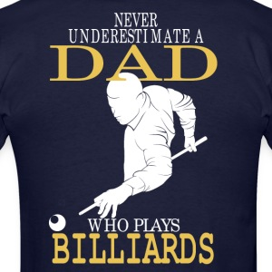BILLIARD T-shirts - Men's T-Shirt