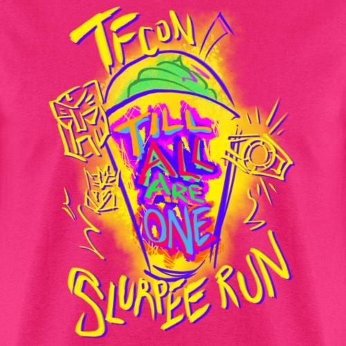 TFCON 2020 SLURPEEE RUN - Men's T-Shirt