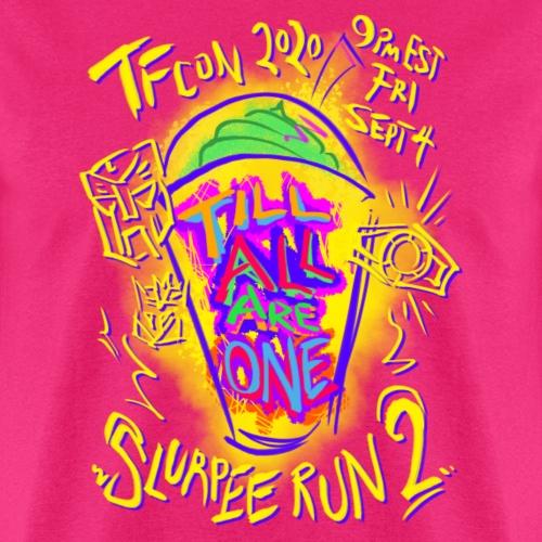 TFCON SEPT4 2020 SLURPEEE RUN - Men's T-Shirt