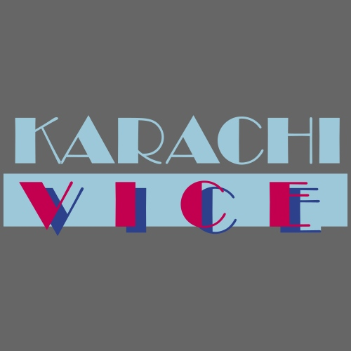 Karachi Vice - Men's T-Shirt