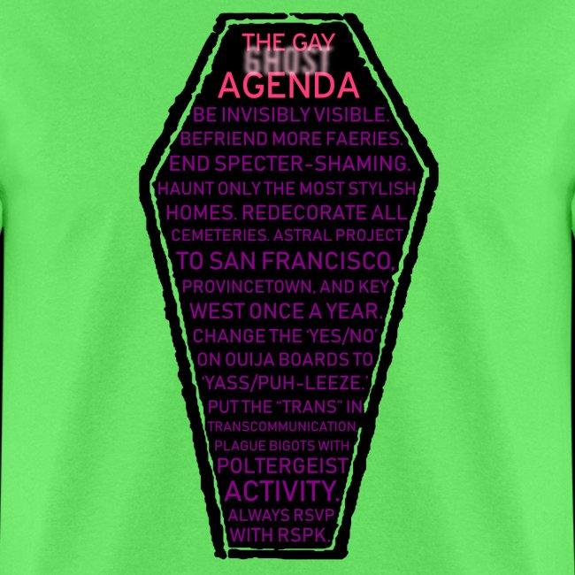 Gay Ghost Agenda