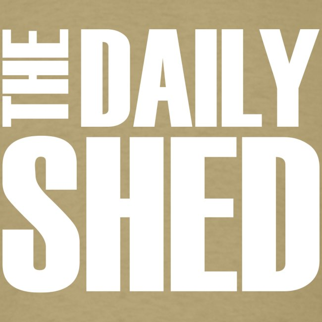 The Daily Shed - White