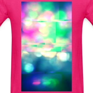 Glitchy Photography - Men's T-Shirt