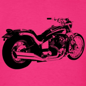bikers-racing-sport-motorcycling-racing-rider - Men's T-Shirt