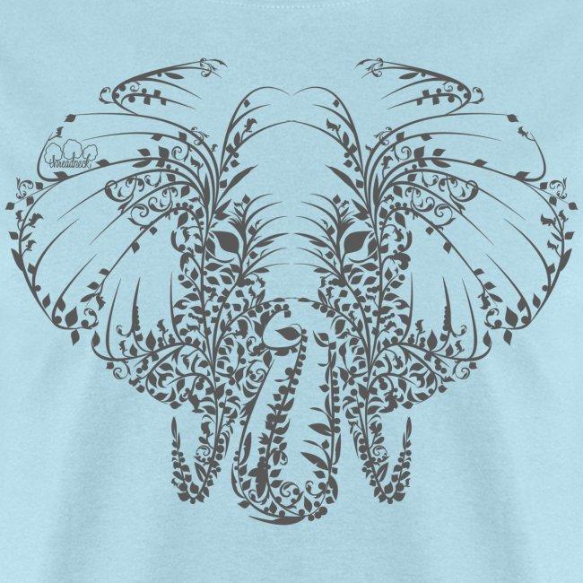 elephantGREY png