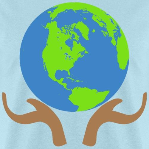 Earth Care - Men's T-Shirt