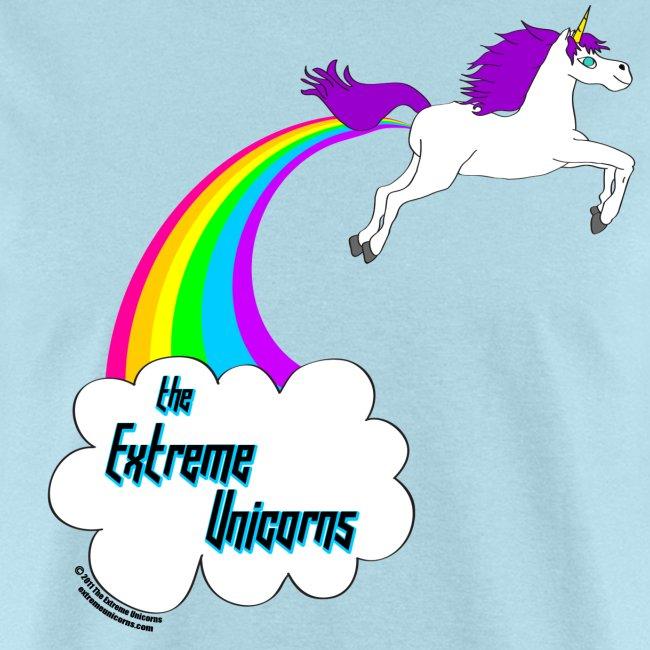 rainbow farting unicorn