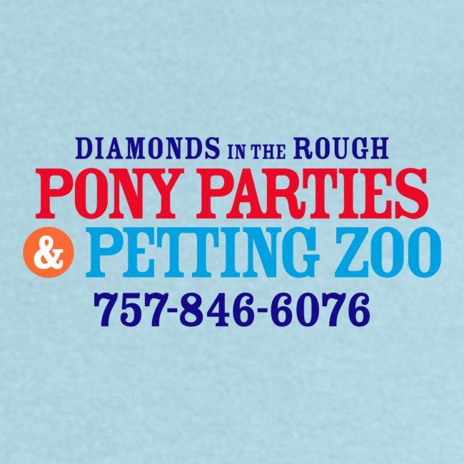 DITR Pony Parties Logo tx