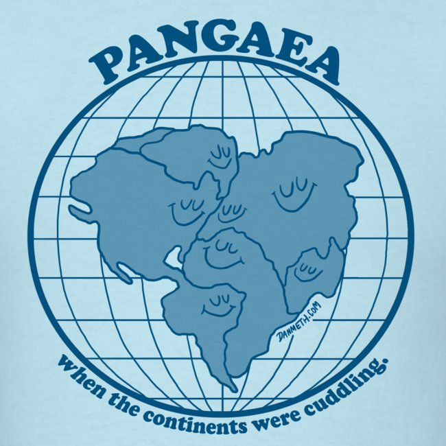 Pangaea Blue by Dan Meth