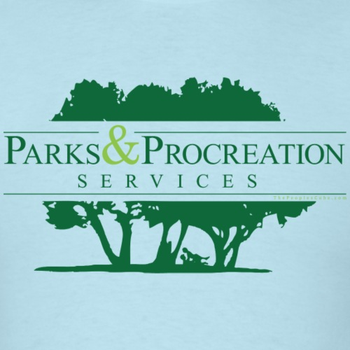 Parks and Procreation Services - Men's T-Shirt