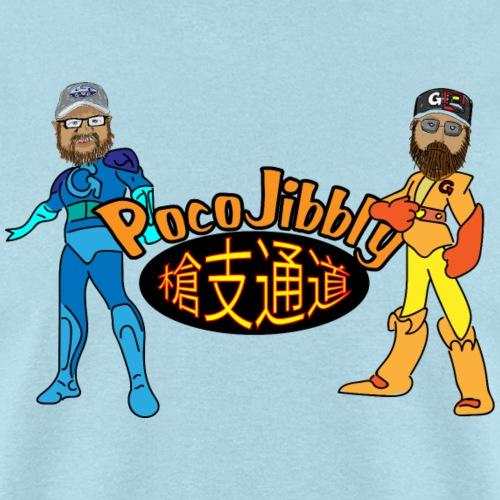 Team Poco Jibbly - Men's T-Shirt