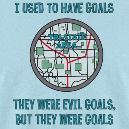 Tri State Area Goals - Men's T-Shirt