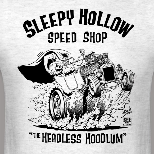 Sleepy Hollow Speed Shop