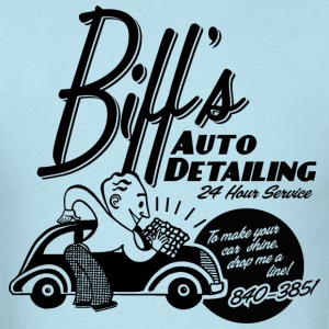 Biffs Auto Detailing - Men's T-Shirt