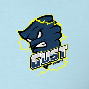 Gust eSports Navy Apparel - Men's T-Shirt