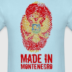 Made in Montenegro / Црна Гора Crna Gora - Men's T-Shirt