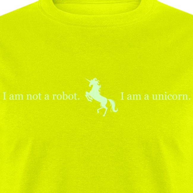 unicorn 3 final light green