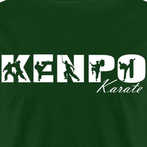 kenpo with cutout guys - Men's T-Shirt