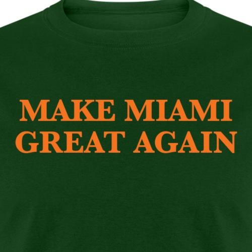maketheugreatagain - Men's T-Shirt
