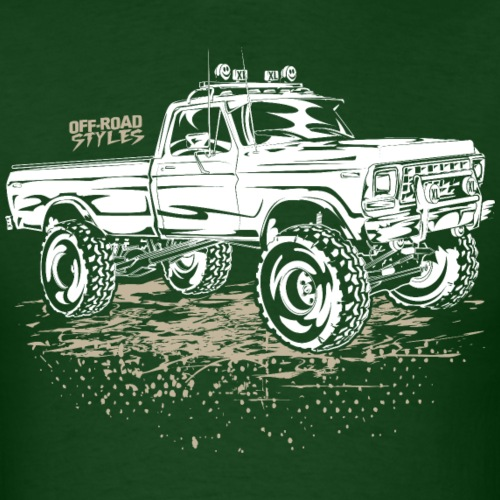 70s ford f150 shirt - Men's T-Shirt