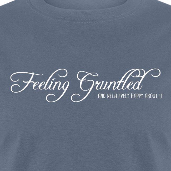 feelinggruntled