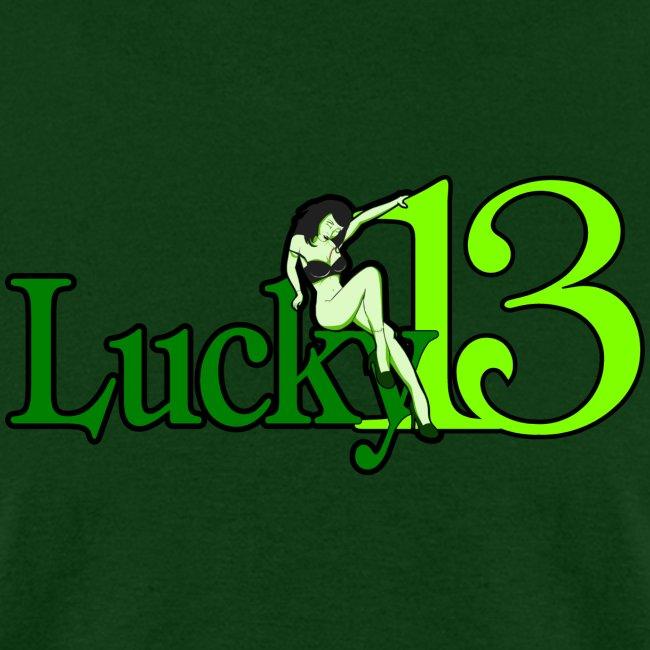 lucky 13 zombie