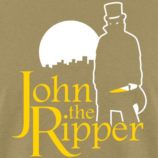 Evil John The Ripper Dark background