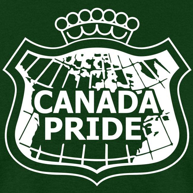 Canada Pride B&W