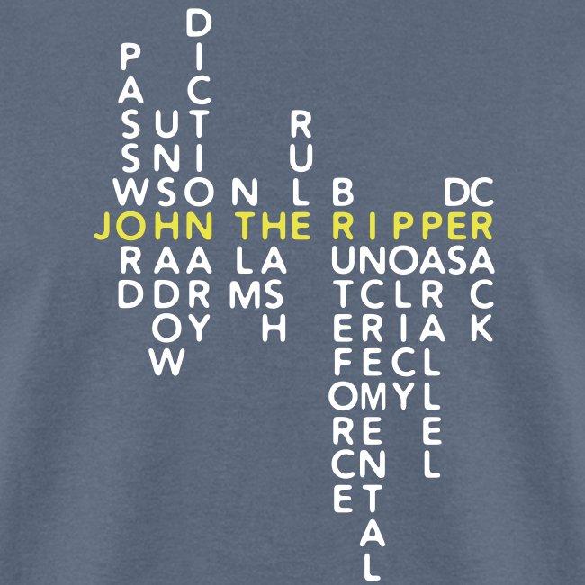 John The Ripper Crossword 2