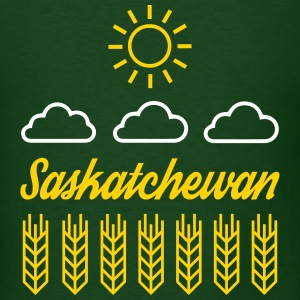 Saskatchewan! - Men's T-Shirt