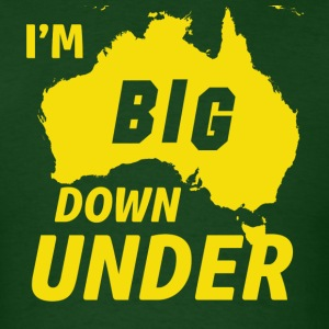 downunder design - Men's T-Shirt