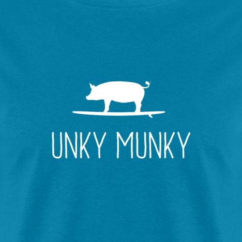 Surf Hog w - Men's T-Shirt