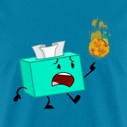 Tissues Oatmeal Raisin - Men's T-Shirt