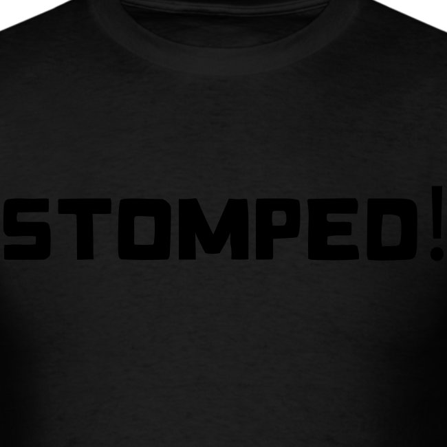 STOMPED black