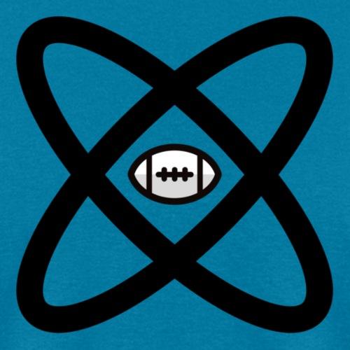 FOOTBALL ATOM - Men's T-Shirt