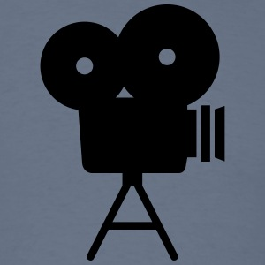 movie camera - Men's T-Shirt