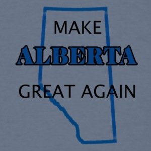 Alberta Proud - Men's T-Shirt
