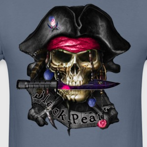 Black Pearl Pirate - Men's T-Shirt