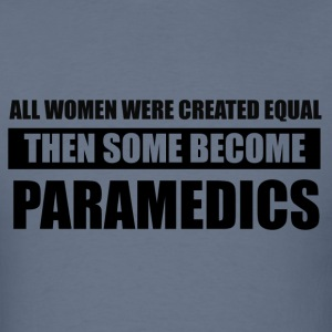 paramedics design - Men's T-Shirt