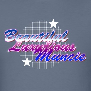 Beautiful Luxurious Muncie - Men's T-Shirt