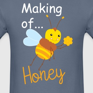 Honey Bee T-Shirts | Bee t shirt - Men's T-Shirt