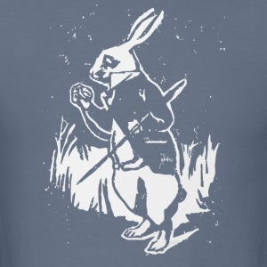 Alice s Adventures in Wonderland - Men's T-Shirt