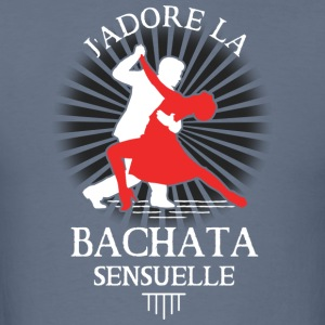 Couple bachata sensuelle - Men's T-Shirt