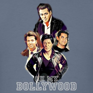 Oh My Bollywood Stars - Men's T-Shirt