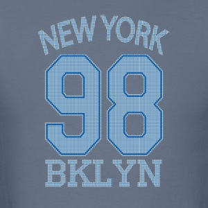 New York BKLYN 98 - Men's T-Shirt
