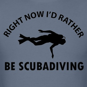 scuba dive designs - Men's T-Shirt