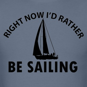 Sailing designs - Men's T-Shirt